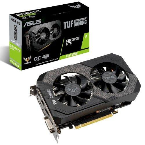 Asus GeForce GTX 1650 SUPER TUF-GTX1650S-O4G-GAMING - Rue montgallet