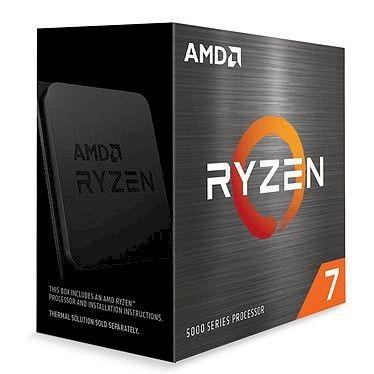 AMD Ryzen 7 5800X - Rue montgallet