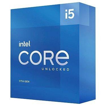 Intel Core i5-11600K - Rue montgallet