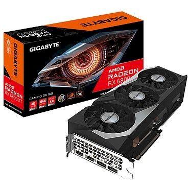 Gigabyte Radeon RX 6800 XT GAMING OC 16 GB - Rue montgallet