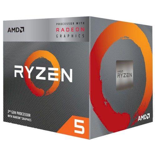 AMD Ryzen 5 3400G - Rue montgallet- Meilleurs processeurs 2021