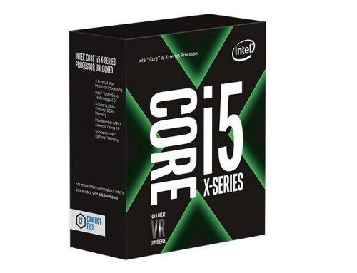 Intel Core i5-7640X, un bon processeur à quatre cœurs