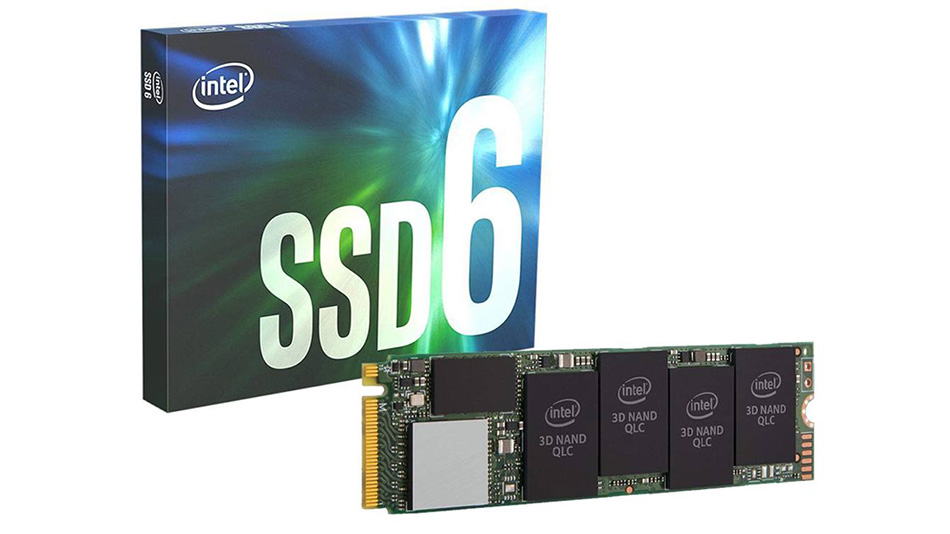 Intel SSD 660p Intel SSD 660p - Rue montgallet