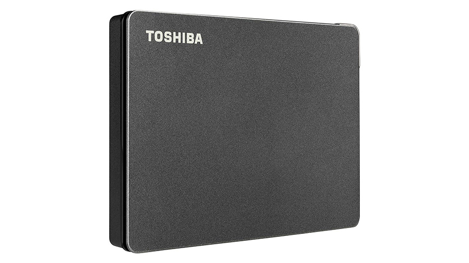 Toshiba Canvio Gaming 1 To Noir - Rue montgallet