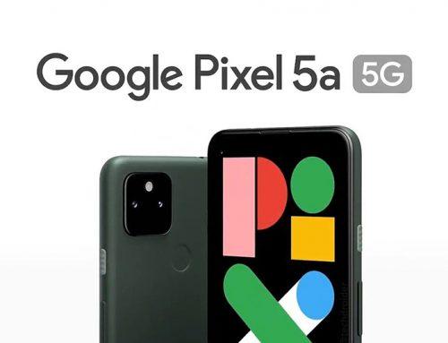 Tout ce qu'il faut savoir sur le nouveau Google Pixel 5a (5G)