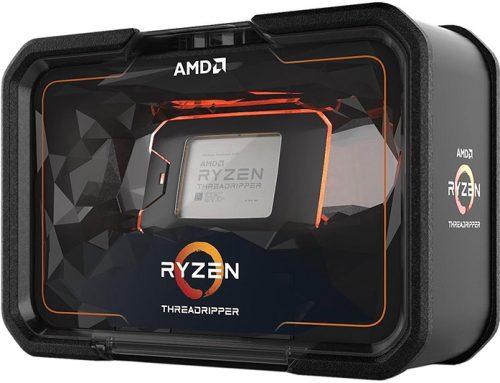 AMD Ryzen Threadripper 2920X, plus de cœurs et de threads
