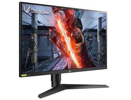 LG 27GL650F-B 27″ LED, pour les jeux en ligne