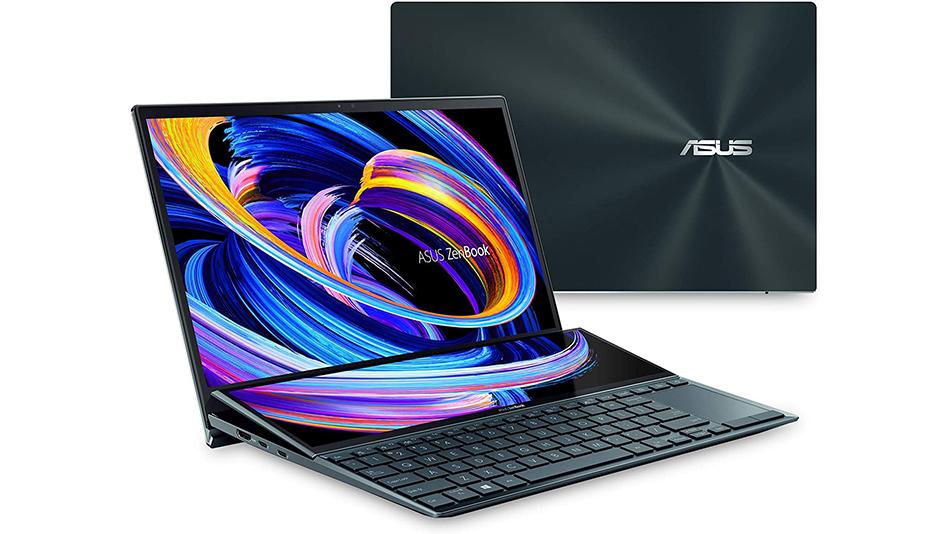 Asus ZenBook Duo 14 UX482EG-KA220T- Rue montgallet
