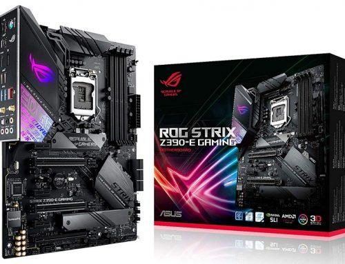 Asus ROG STRIX Z390-E GAMING, pour les utilisateurs exigeants