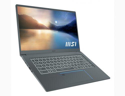 MSI Prestige 15 A11SCX-414FR, abordable pour les créateurs et les joueurs
