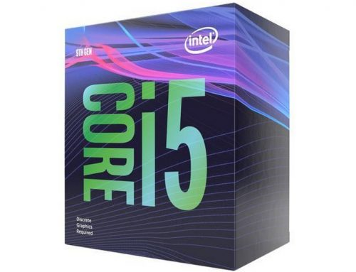 Intel Core i5-9400F (2.9 GHz / 4.1 GHz), un processeur pour les joueurs