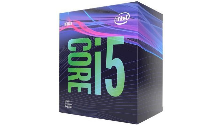 Intel Core i5-9400F (2.9 GHz / 4.1 GHz) - Rue montgallet