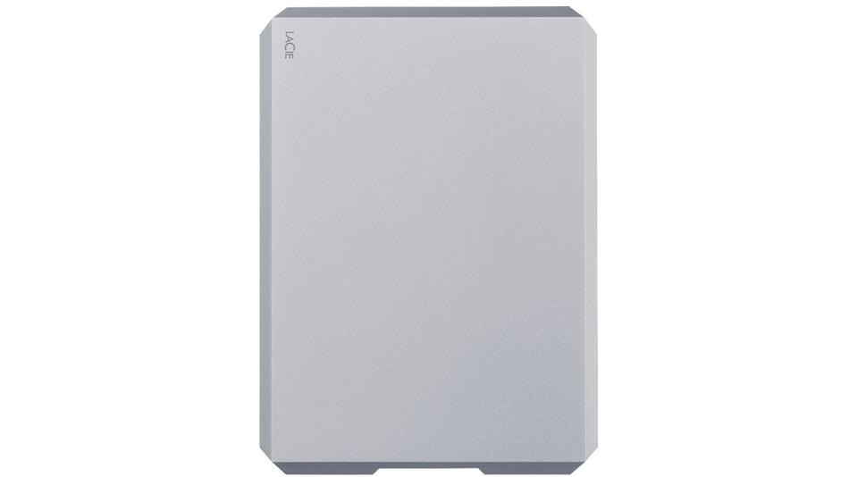 LaCie Mobile Drive 5 To Argent (USB 3.1 Type-C) - Rue montgallet