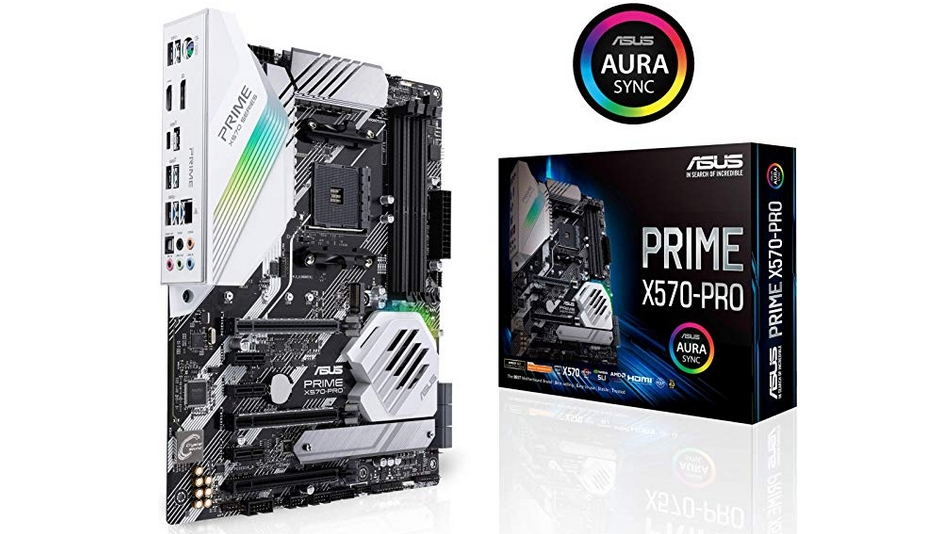 Asus PRIME X570-PRO - Rue montgallet