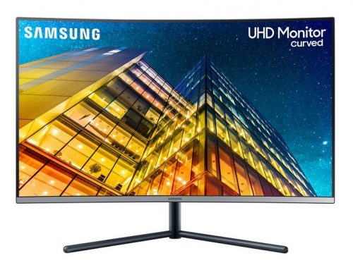 Samsung 31.5″ LED – U32R590CWU, un moniteur 4K abordable