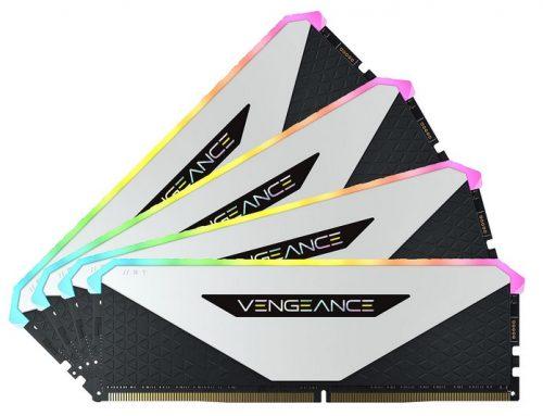 Corsair Vengeance RGB RT 32 Go, pour les constructions AMD